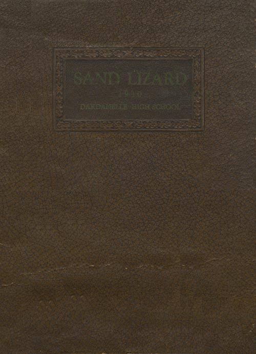 1930 Yearbook Cover