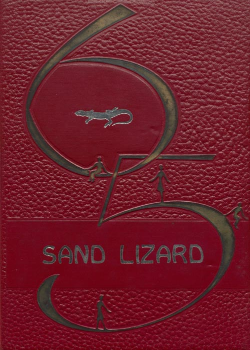1965 Yearbook Cover