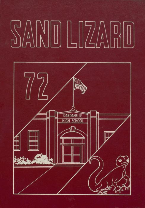 1972 Yearbook Cover