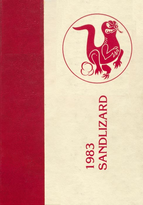 1983 Yearbook Cover