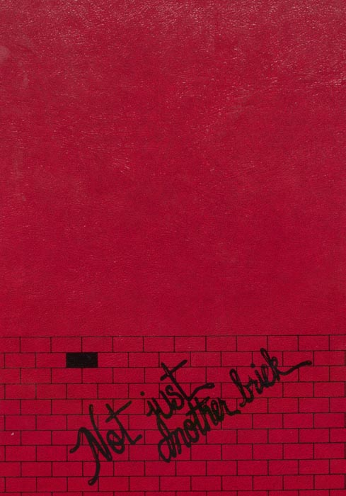 1984 Yearbook Cover