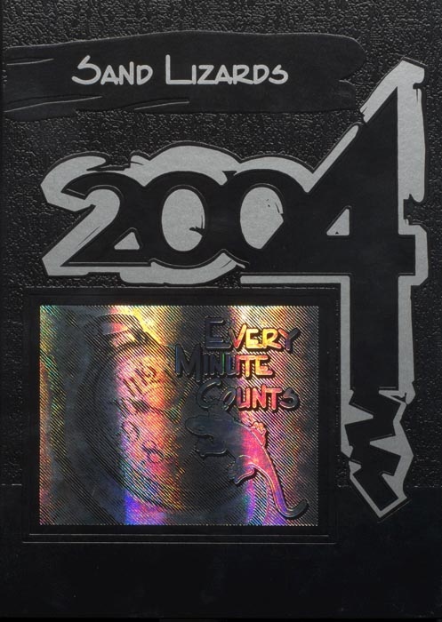 2004 Yearbook Cover