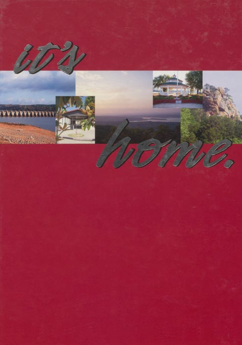 2008 Yearbook Cover